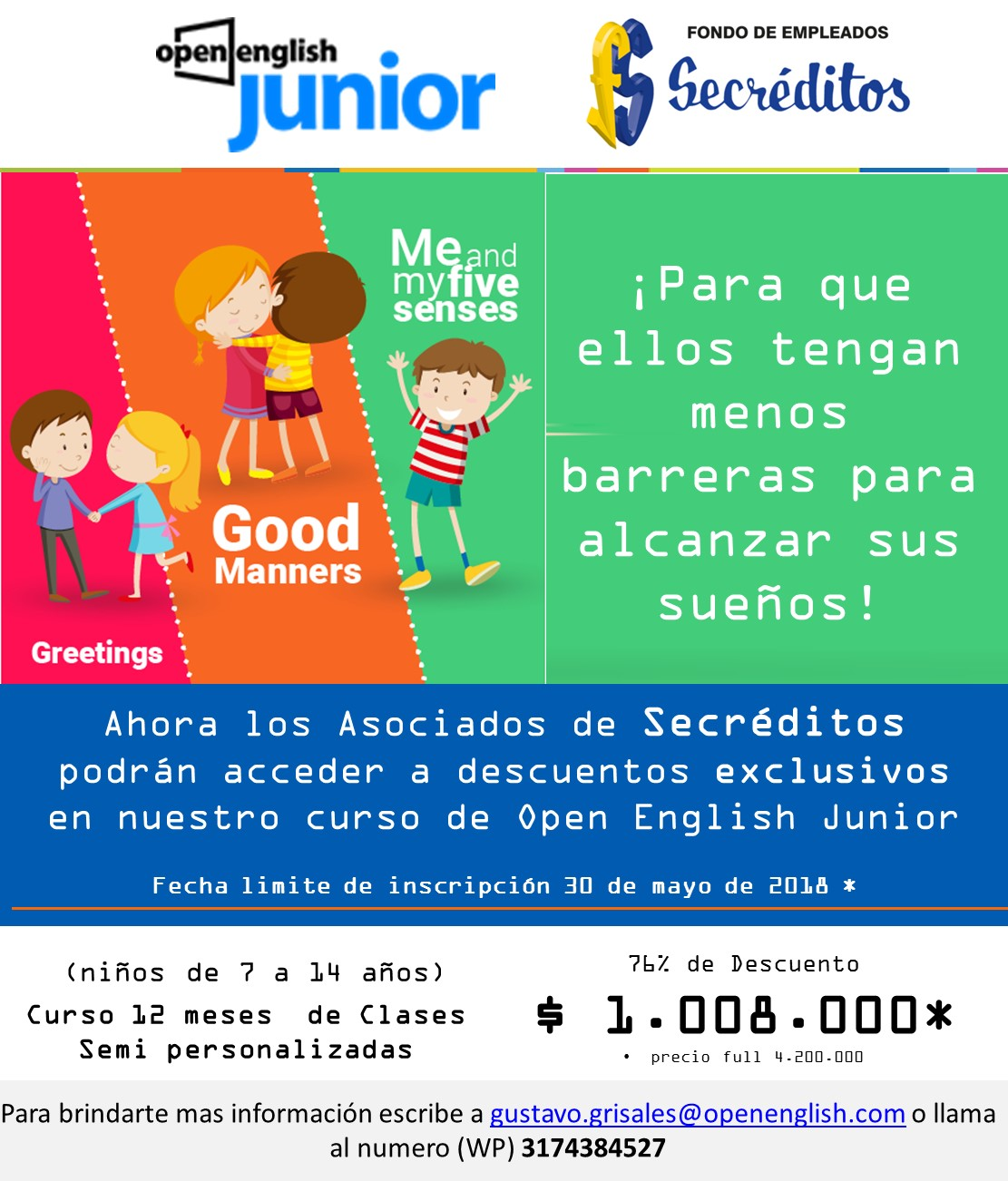 Flyer Open Junior